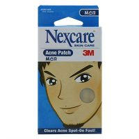 3M Nexcare Skin Care Acne Patch Men - 15 Patches