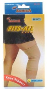 Ammeda Health Support Fits-All Lite Knee Support (881002) - L (38cm-42cm)