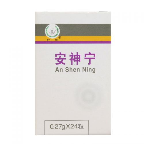 An Shen Ning - 24 Tablets