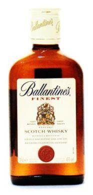 Ballantine's Finest Scotch Whisky - 20 cl (43% vol)