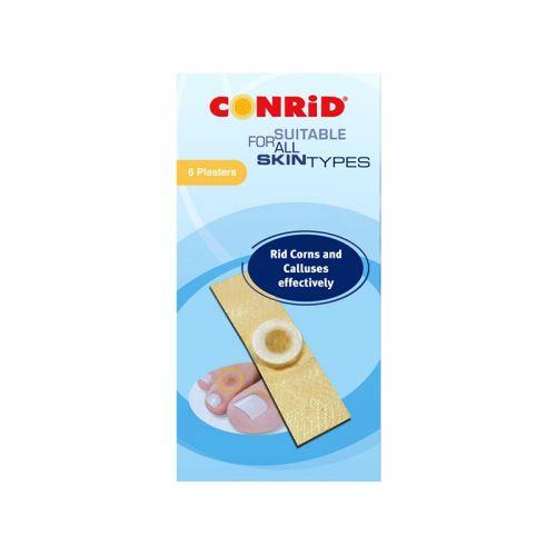 Conrid Corn Remover Plaster - 6 Plasters