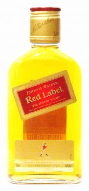 Johnnie Walker Red Label Old Scotch Whisky - 20 cl (40% vol)