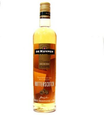 Royal Distillers De Kuyper PremiumSchnapps Butterscotch - 700 ml (20% alc/vol)