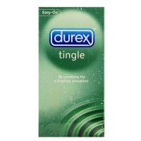 Durex Tingle Condom - 12 Condoms For A Tingling Sensation