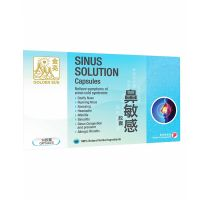 Golden Sun Sinus Solution Capsules - 36 Capsules