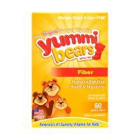 Hero Yummi Bears Fiber - 60 gummy bears
