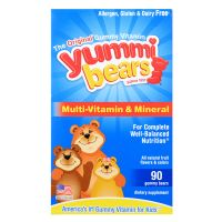 Hero Yummi Bears Multi-Vitamin & Mineral - 90 Gummy Bears