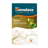 Himalaya Karela Gluco Wellness - 60 Veg Capsules