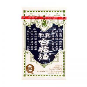 Hoe Hin White Flower Embrocation - 10 ml