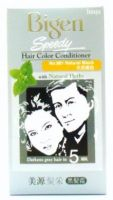 Hoyu Bigen Speedy Hair Color Conditioner With Natural Herbs - No. 881 Natural Black