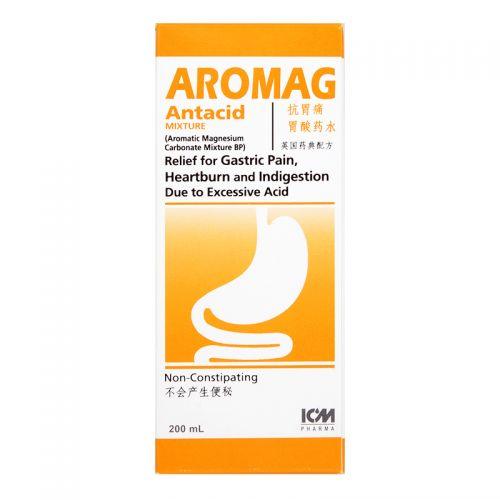ICM Pharma Aromag Antacid Mixture - 200 ml