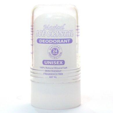 Magical Ice Crystal Unisex Deodorant - 120gm