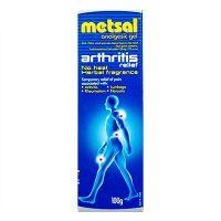 Metsal Analgesic Gel Arthritis Relief - 100g