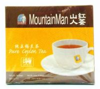 Today's MountainMan Pure Ceylon Tea (Extra Strong) - 100 Tea Bags x 2 gm