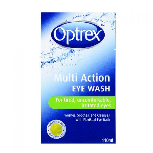 Optrex Multi Action Eye Wash - 110 ml
