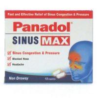 Panadol Sinus Max - 12 Caplets