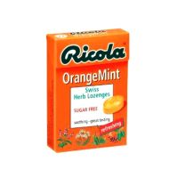 Ricola Orange Mint Swiss Herb Lozenges - 45gm