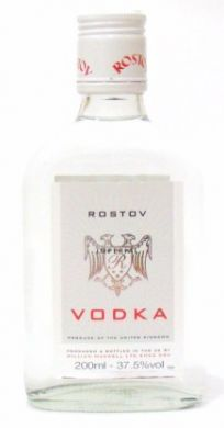 Rostov Imperial Vodka - 200 ml (43% vol)