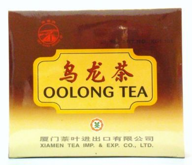 Sea Dyke Brand Oolong Tea - 100 Tea Bags x 2 gm