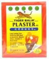 Tiger Balm Plaster-RD (Warm) - 3 Plasters (7 cm X 10 cm)