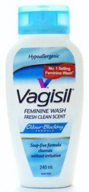 Vagisil Feminine Wash (Fresh Clean Scent) - 240 ml