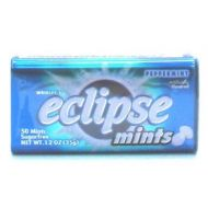 Wrigley's Eclipse Mints Peppermint Flavor - 50 Mints