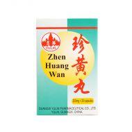 Yulin Zhen Huang Wan - 200mg x 30 Capsules