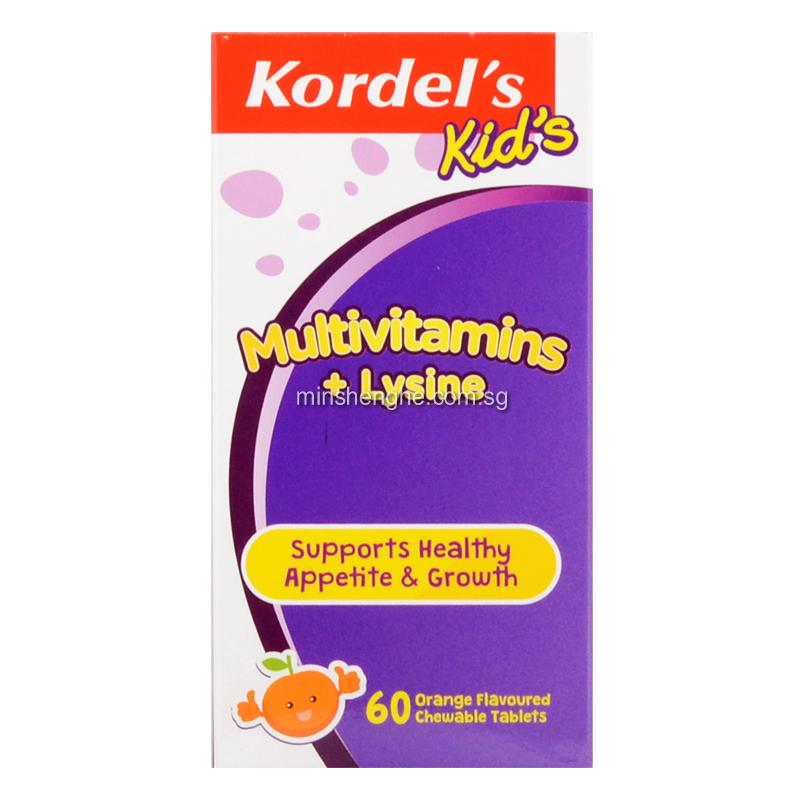 L lysine for children