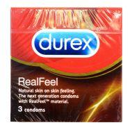 Durex RealFeel Condom - 3 Condoms