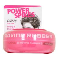 Gatsby Moving Rubber Spiky Edge - 80g