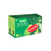 Helmig's Noni Extract Lime Flavour  Effervescent - 50g x 10 Sachets (twin pack)