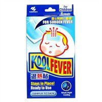 Kobayashi KoolFever Cooling Patch (For Children) - 6 Cooling Gel Sheets