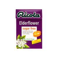 Ricola Elderflowers Swiss Herb Lozenges - 45gm