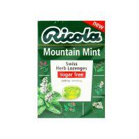 Ricola Mountain Mint Swiss Herb Lozenges - 45gm
