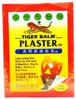 Tiger Balm Plaster-RD (Warm) - 3 Plasters (10 cm X 14 cm)