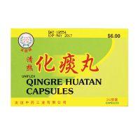 Uniflex Brand Qingre Huatan Capsule- 24 Capsules