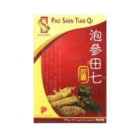 Wellring Pao Shen Tian Qi - 260mg x 60 Vegetarian Capsules