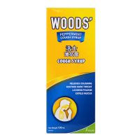 Woods Peppermint Cough Syrup - 100 ml